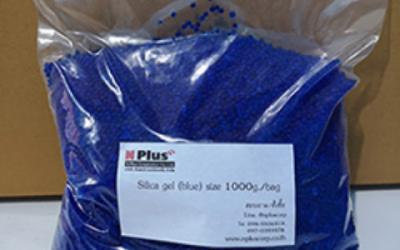 Silica gel blue beads_ซิลิก้าเจล เม็ดสีน้ำเงิน